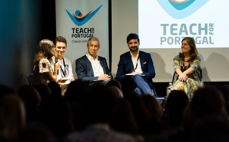 Lançamento da Teach For Portugal