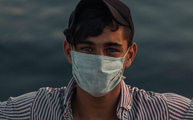 A pandemia, na poesia de um aluno