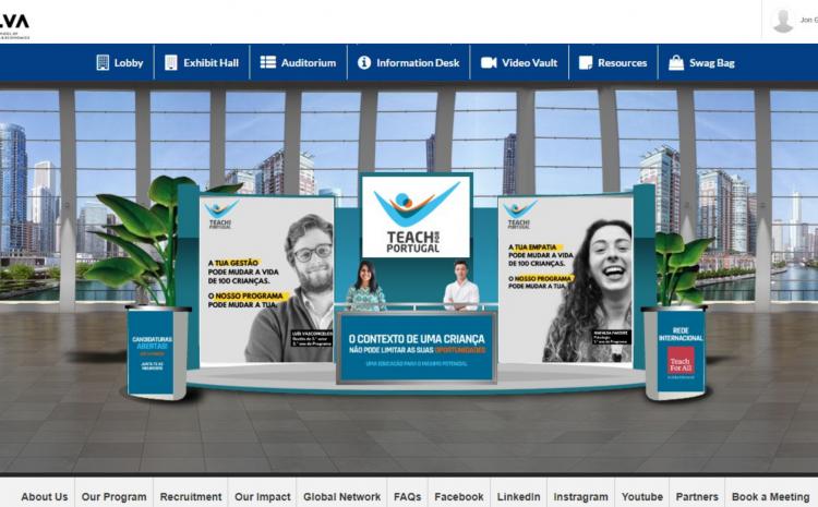 Novidades no recrutamento Teach For Portugal