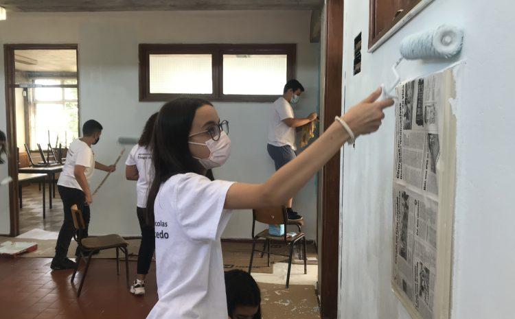 """""""Escola com cor"""" – alunos ganham Orçamento Participativo"""