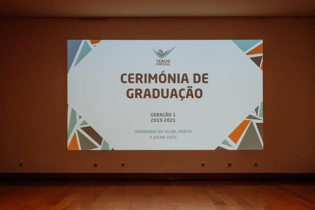 Teach For Portugal - cerimónia de graduação