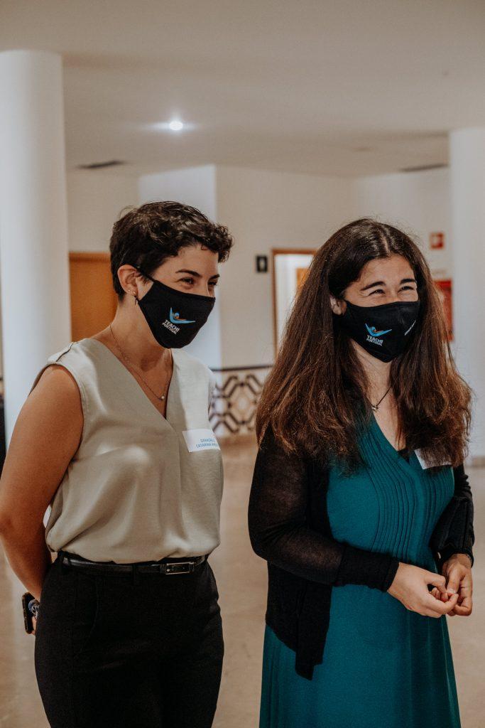 Cerimónia de Graduação 1.ª Geração - Catarina Amorim e Francisca Santos