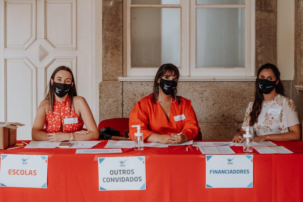 Cerimónia de Graduação - Inês Gonçalves, Raquel Montenegro e Susete Vaz Pedro